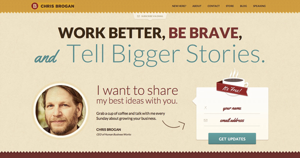 Chris-Brogan-Landing-Page