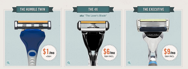 Dollar-Shave-Club-Options
